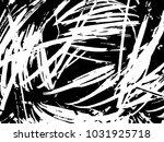 Black And White Grunge Frame...