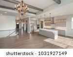 beautiful home interior | Shutterstock . vector #1031927149