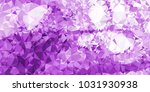 low polygonal mosaic layout for ...   Shutterstock .eps vector #1031930938