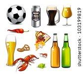 beer   Shutterstock .eps vector #103199819