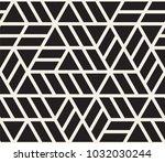 vector seamless pattern. modern ... | Shutterstock .eps vector #1032030244