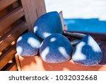 thai style dipper  thailand. | Shutterstock . vector #1032032668