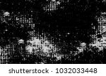 grunge background of black and... | Shutterstock .eps vector #1032033448