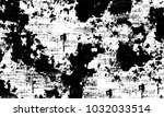 grunge background of black and... | Shutterstock .eps vector #1032033514