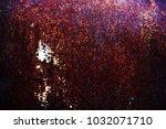 metal background of natural...   Shutterstock . vector #1032071710