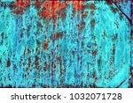 metal background of natural...   Shutterstock . vector #1032071728