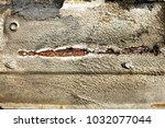 metal background of natural...   Shutterstock . vector #1032077044
