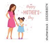 vector cartoon style... | Shutterstock .eps vector #1032083074