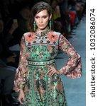 new york  ny   february 12 ... | Shutterstock . vector #1032086074