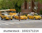 new york city  usa   june 08 ... | Shutterstock . vector #1032171214