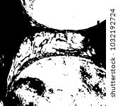 ink print distress background . ... | Shutterstock .eps vector #1032192724