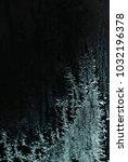 beautiful texture of frozen... | Shutterstock . vector #1032196378