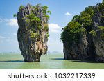 thailand  phuket  2017   james...   Shutterstock . vector #1032217339