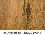 brown beige wet texture | Shutterstock . vector #1032219346