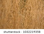 brown beige wet texture | Shutterstock . vector #1032219358