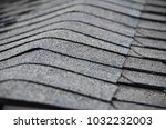 the art of roofing design using ... | Shutterstock . vector #1032232003
