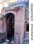 rome   january 14   horti... | Shutterstock . vector #1032269050