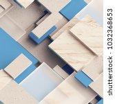 3d render  digital illustration ...   Shutterstock . vector #1032368653
