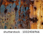 old rusty industry parts  blast ... | Shutterstock . vector #1032406966