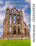 Whitby Abbey Ruins Is A 7th...