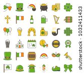 St Patrick\'s Day Icon