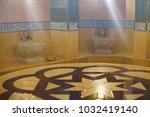 traditional turkish hammam | Shutterstock . vector #1032419140