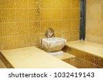 traditional turkish hammam | Shutterstock . vector #1032419143