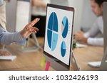 project statistics charts...   Shutterstock . vector #1032426193