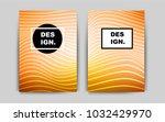 light orange vector layout for...