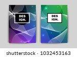 dark multicolor vector layout...