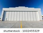 Small photo of Hangar for aircraft