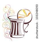 drink | Shutterstock .eps vector #103248050