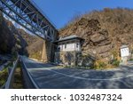 piatra scrisa hermitage ...   Shutterstock . vector #1032487324