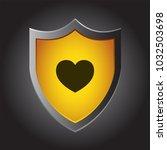 shield icon   heart