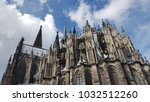 Small photo of Cologne Cathedral is a Roman Catholic cathedral in Cologne, Germany.A renowned monument of German Catholicism and Gothic architecture.A World Heritage Site. Cologne, Germany.