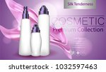 a realistic template cosmetic... | Shutterstock .eps vector #1032597463
