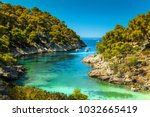 wonderful viewpoint from the... | Shutterstock . vector #1032665419