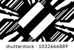 abstract background with black... | Shutterstock . vector #1032666889