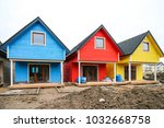 Colorful Wooden Summer Houses...