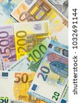 Small photo of Euro Money. euro cash background. Euro Money Banknotes