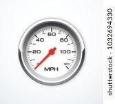 Vector Realistic Speedometer...