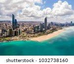 Aeria View of Abu Dhabi city