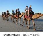 broome  western australia. feb...   Shutterstock . vector #1032741343