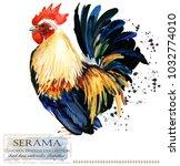 Serama Rooster. Poultry Farmin...