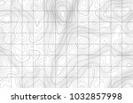 topographic map background... | Shutterstock .eps vector #1032857998