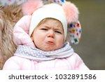 Sad Crying Hungry Baby Girl...