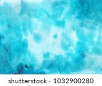 hand drawn watercolor texture. | Shutterstock . vector #1032900280