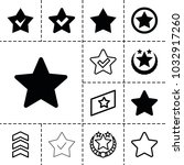 rating icons. set of 13...