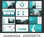 green bundle infographic... | Shutterstock .eps vector #1032928774