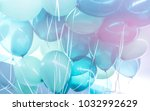 party background  abstract... | Shutterstock . vector #1032992629